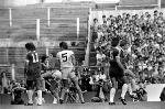 English Division 2. Chelsea 0 v. West Ham 1. September 1980 LF04-22-035