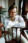 Michael York Actor at home